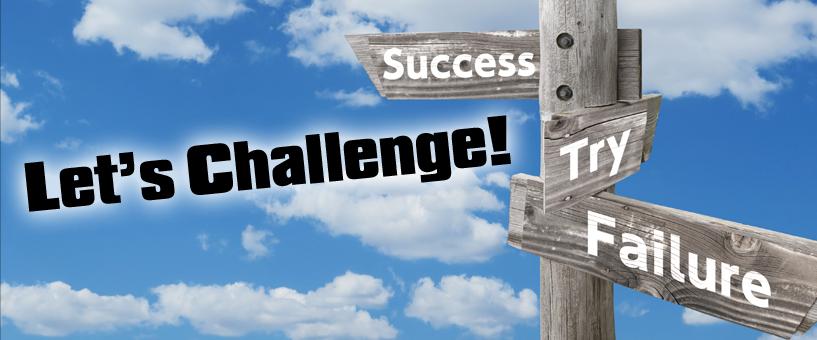Let's Challenge!
